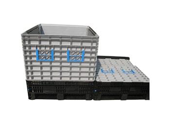 plastic pallet boxes