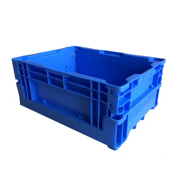 collapsible boxes with lids