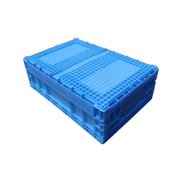 collapsible storage boxes with lids