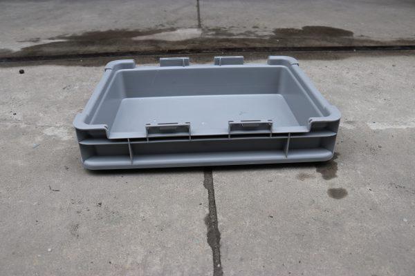 industrial straight wall bins