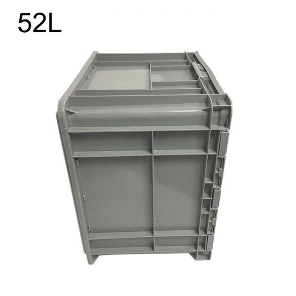 large stackable storage bins
