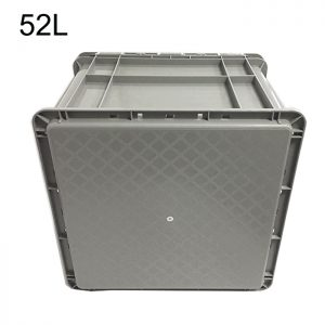 large stackable storage bins