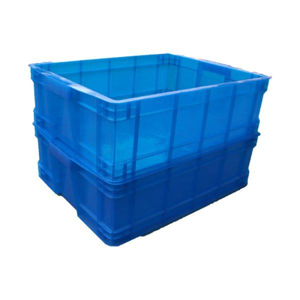 large stacking bins