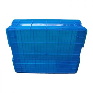 large stacking bins