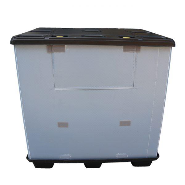 pallet box storage container