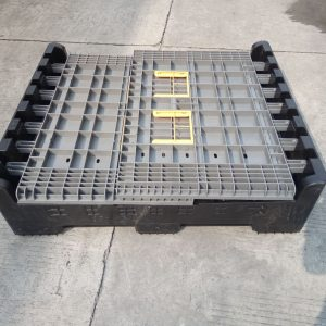 pallet plastic container
