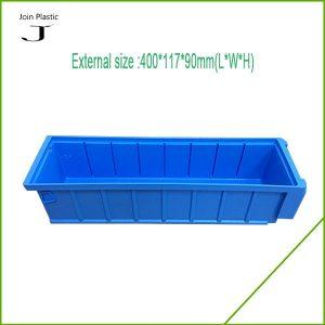 plastic drawer bins