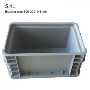 stackable bin storage