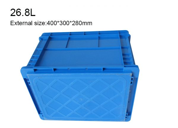 stackable plastic storage containers with lids