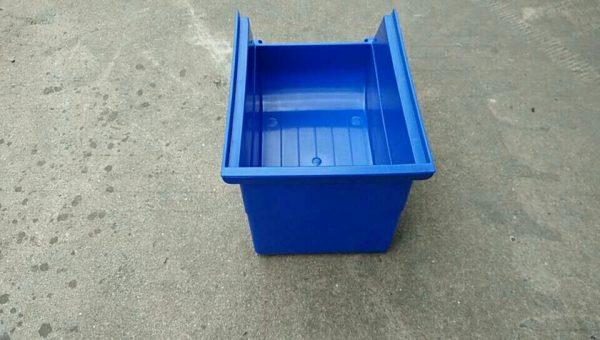storage bins for shelves