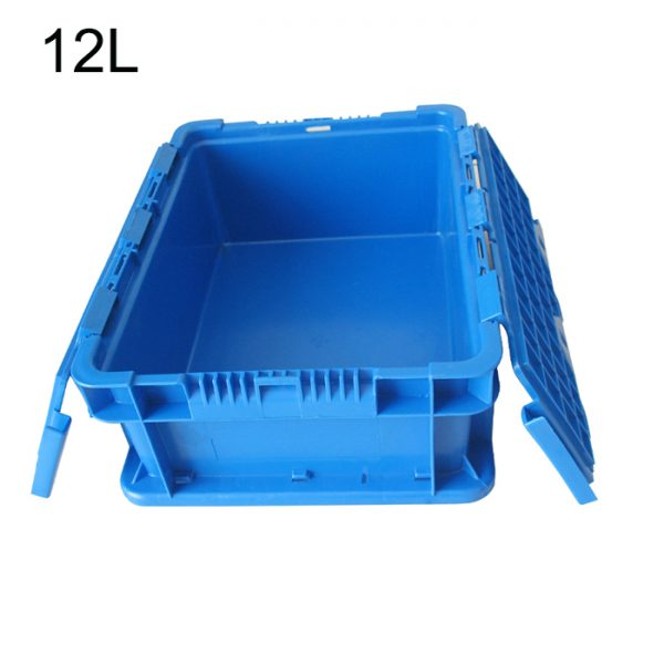 straight wall plastic container