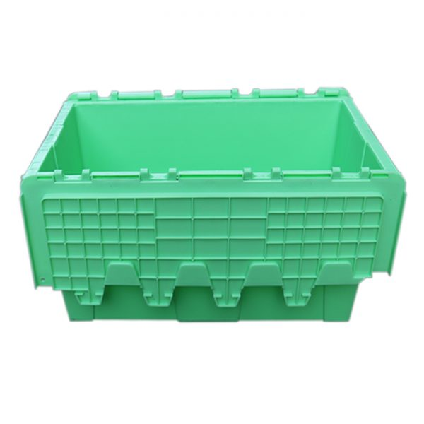 tall storage bins with lids